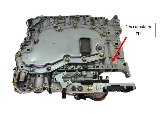 Nissan Re5r05a Valve Body Sunbelt Valve Bodies